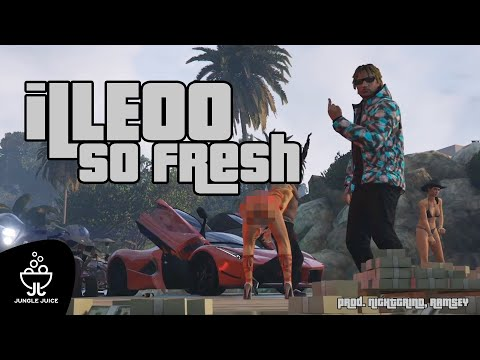 iLLEOo - SO FRESH prod. NIGHTGRIND, RAMSEY   Official Video Clip