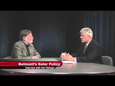 Karl Rábago Interview - Belmont Solar Policy