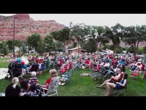 Kanab's 4th Of July Celebration 2015