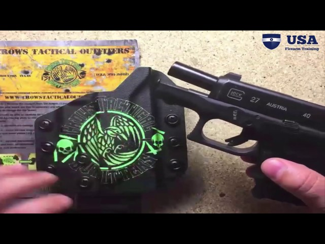 Crows Tactical Holster Review