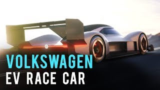 Volkswagen EV Accelerates Faster Than a F1 Car
