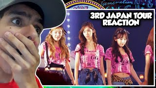 GIRLS' GENERATION - 3RD JAPAN TOUR REACTION
