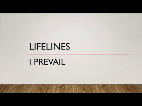 I Prevail - Lifelines (Lyrics)
