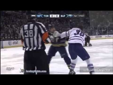 John Scott's Best Fights!