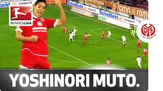 Muto's Hat-Trick Saves Late Point for Mainz