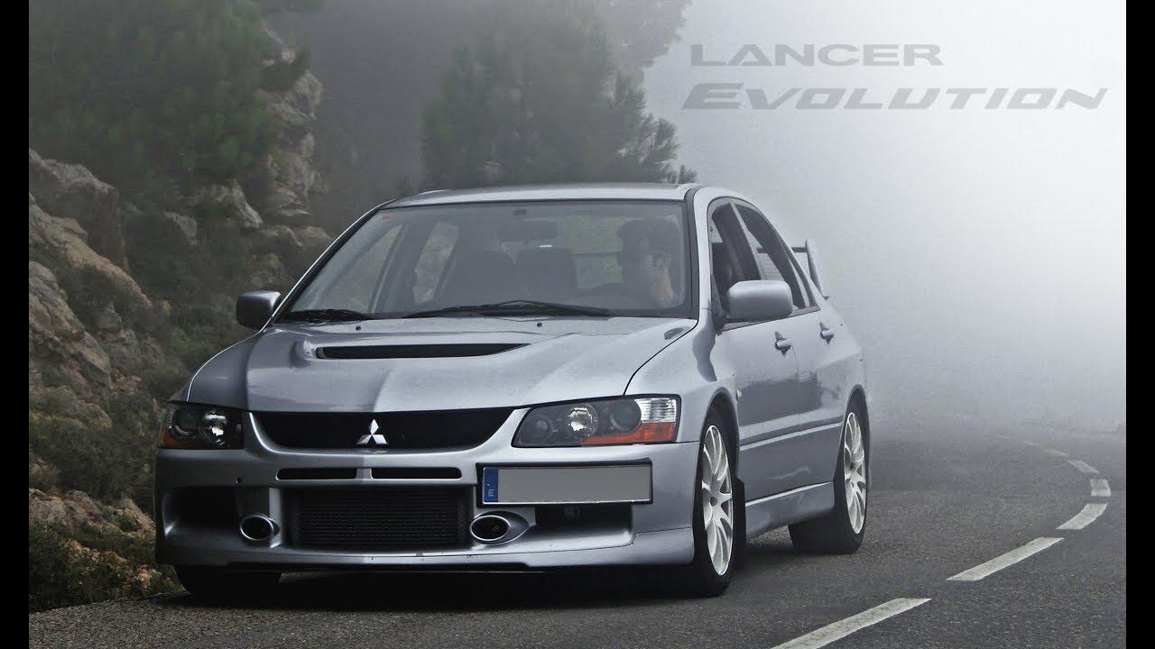 Mitsubishi Lancer Evolution tribute