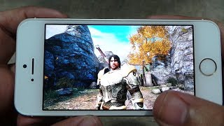 TOP RETINA GAMES ON IPHONE 5S GAMEPLAY 2