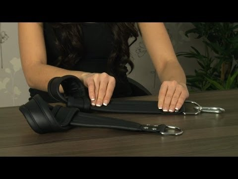 Arm to leg tie tutorial with ESINEM from YouTube · Duration:  41 seconds