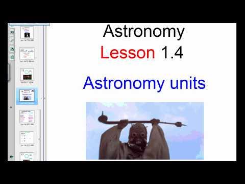 1.4 astronomy units