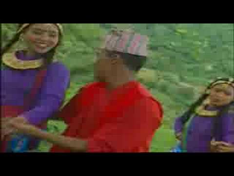 Nepali Folk Music: Ghumpti Nira late Bhayo