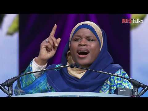 "RISTalks: Ustadha Ieasha Prime - ""Honoring Women: A Forgotten Sunnah"""