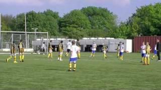 U14 Fodbold, Brønshøj - GVI 28-05-2010