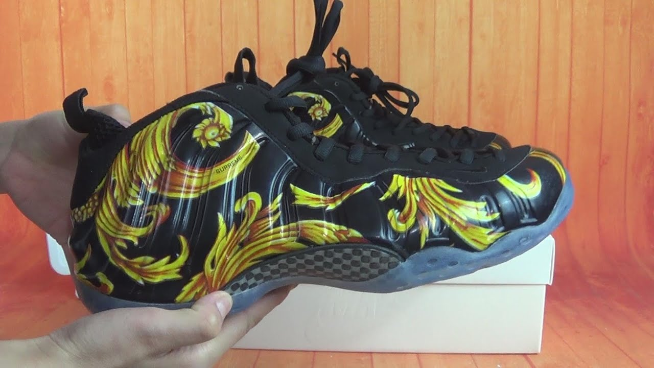 501edbd761ff7 Authentic Nike Air Foamposite One Supreme SP HD Unboxing Review From  authenticaj