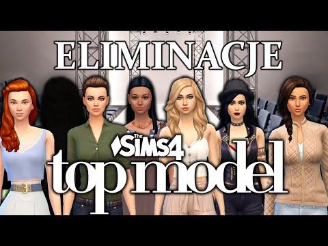 THE SIMS 4 TOP MODEL #3 PIERWSZE ELIMINACJE I GOŚĆ SPECJALNY
