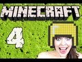 Minecraft  Xbox360 - BURNING ZOMBIE #4