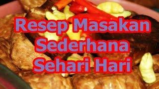 Video Resep Masakan Sederhana Sehari Hari Untuk Pemula download MP3, 3GP, MP4, WEBM, AVI, FLV April 2018