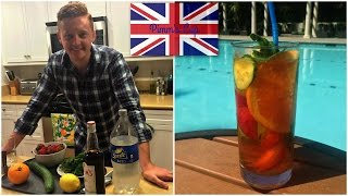 The Classic English Cocktail | PIMM