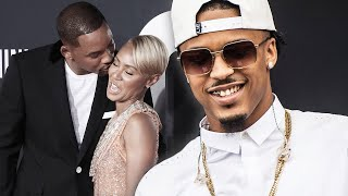 August Alsina Reacts To Jada & Will Smith Denying Dating Rumors