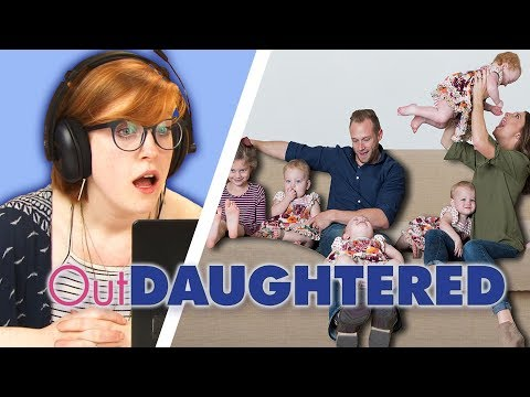 Thumbnail: Irish People Watch Outdaughtered For The First Time