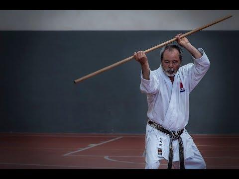 Seminarios de Karate y Kobudo. 20 años de Ryuei Ryu en Argentina y Sudamérica.