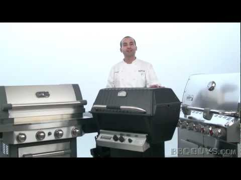 Weber™ Summit And Gas Grills Video Comparison - BBQGuys.com