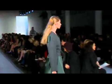 Peter Som Fall 2012/2013 Full Fashion Show