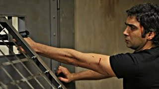 مشهد اكشن - مراد علمدار يهرب من سجن اسكندر الكبير كامل مدبلج FULLHD