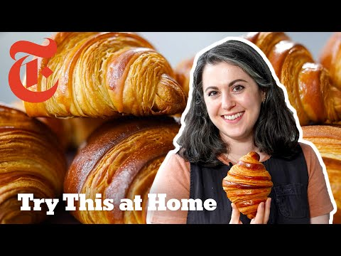 Make Perfect Croissants With Claire Saffitz   NYT Cooking