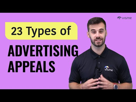 Types of Advertising Appeals & Great Examples of Top Brands