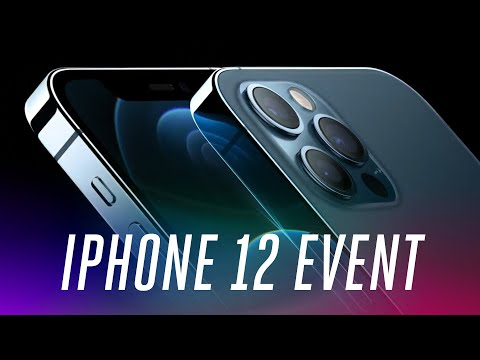 Apple iPhone 12 event in under 12 minutes