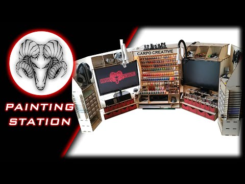Ultimate Painting Station