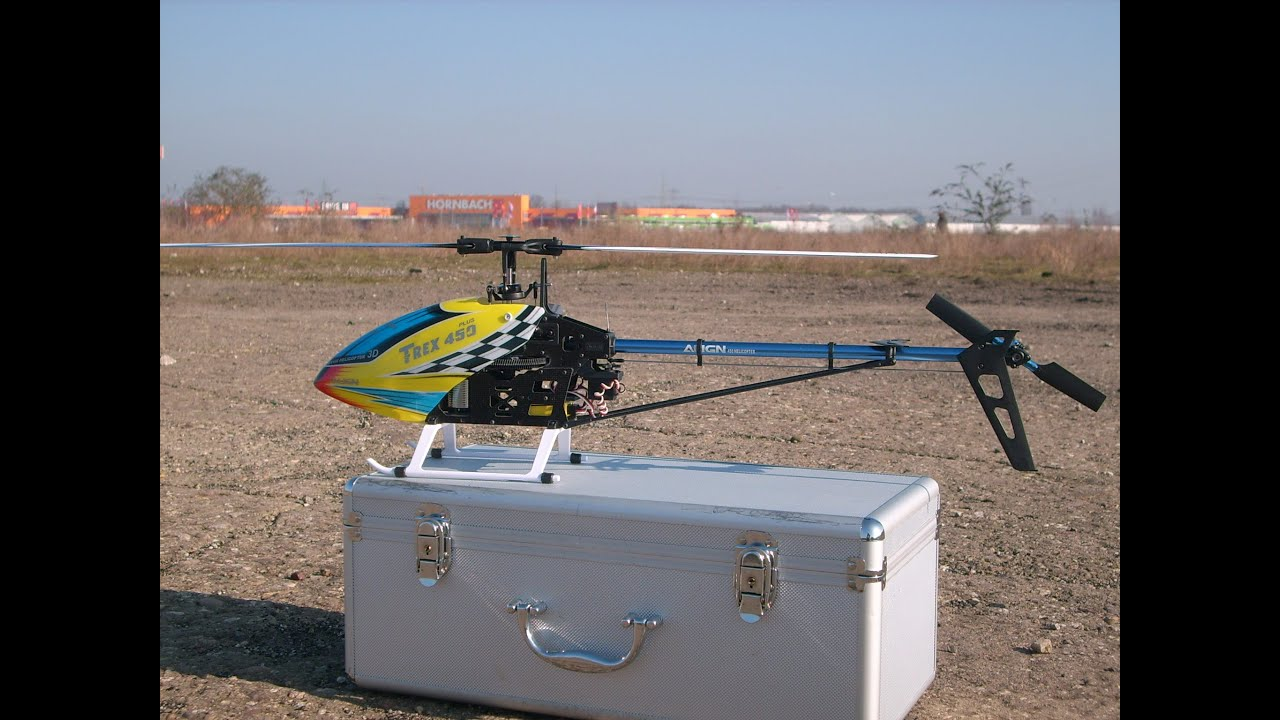 Elicottero 450 : T rex 450 plus dfc super combo btf 3gx mrs mit spektrum dsmx