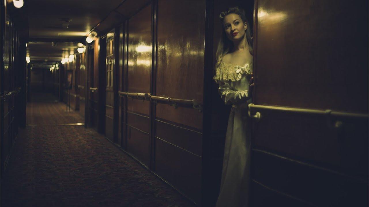 """No pude dormir en el barco fantasma """"Queen Mary"""" - YouTube"""