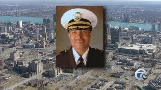 James Craig new police chief in Detroit