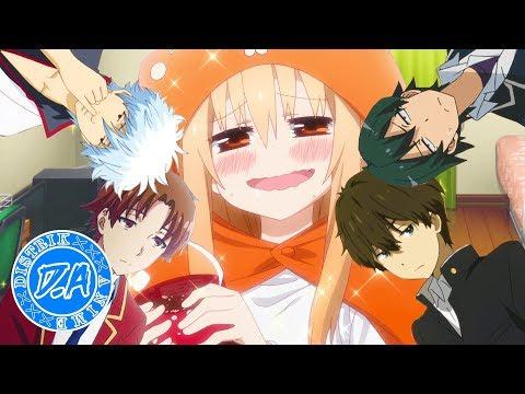 Mirip Yang Nonton! Inilah 15 Anime Dengan Tokoh Utama Pemalas