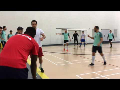 Final Men's Game 5-5 (5-6 PSO)