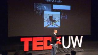 TEDxUW - Safwan Choudhury - How to build a thought-controlled wheelchair