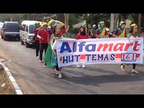 Karnaval ulang tahun Temas 2015 RT 03 RW 05