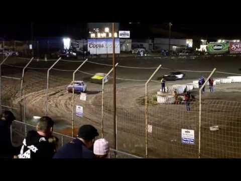 Hobbystocks at Santa Maria Speedway - Sept. 12, 2014