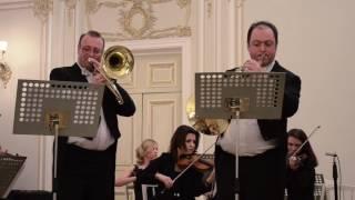 Иоганн Михаэль Гайдн Концерт для валторны и тромбона с оркестром