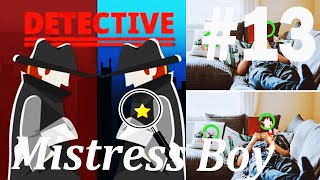 Find The Differences - The Detective Answers: Mistress Boy Level 1- 10