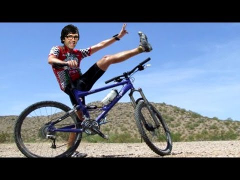 Weird Mountain Biking Encounter