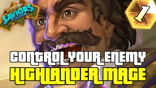 RENO JACKSON IS STILL CARRYING MAGE! | GUIDE TO HIGHLANDER MAGE | SAVIORS OF ULDUM | HEARTHSTONE