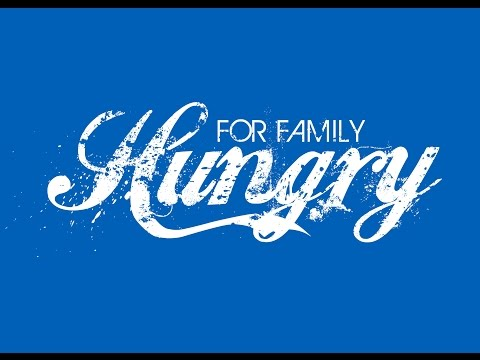 """Hungry for Family - Food, Travel and Family """"Sweet Expectations"""""""