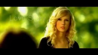 Taylor Swift - Love Story HD (Music Video + Lyrics)