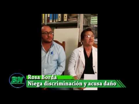MÚSICA BOLIVIANA - ROSA BORDA NIEGA SER LA MUJER QUE DISCRIMINA A OTRA DE POLLERA EN UN MICRO, DICE QUE LA AMENAZAN E I