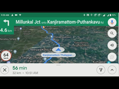 Google Map : How To Enable Speedometer In Google Maps