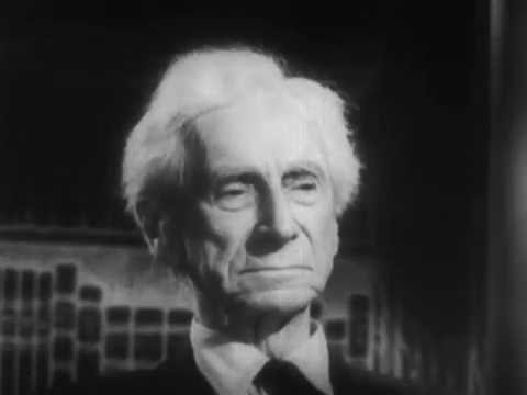 Lord Bertrand Russell Discusses Philosophy (1960)