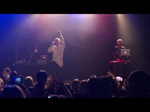William Singe - Black Beatles, Confessions & No Problem cover LIVE at Max Watts, Brisbane