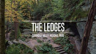 The Ledges // Cuyahoga Valley National Park // Cinematic Film